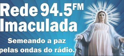 REDE IMACULADA, 12 ANOS!