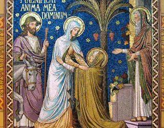 Virgem Maria bem-aventurada, visitação