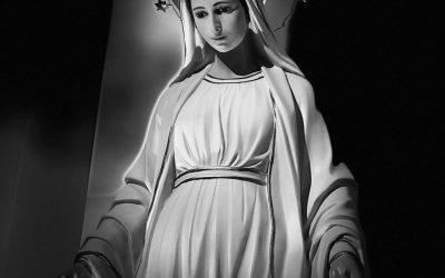 Mensagem extraordinária dada por Nossa Senhora por meio de Miriana, 02 de agosto de 2018.