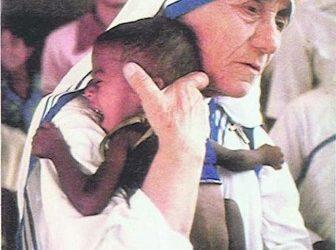 05 de setembro, Santa Madre Teresa de Calcutá