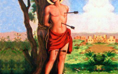 20 de janeiro, São Sebastião